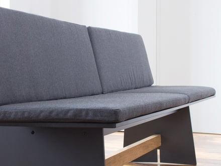 Sitzauflagen für Bänke und Stühle