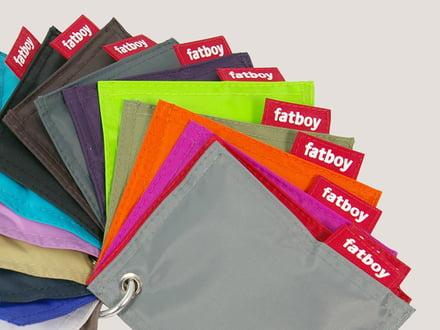 Fatboy - Stoff- und Farbmuster, Nylon