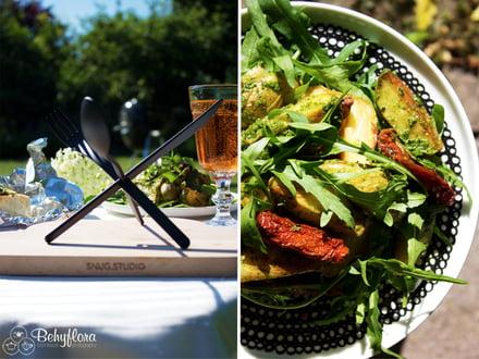 Grillparty-Ideen, Lieblings-Rezepte & Tischdeko