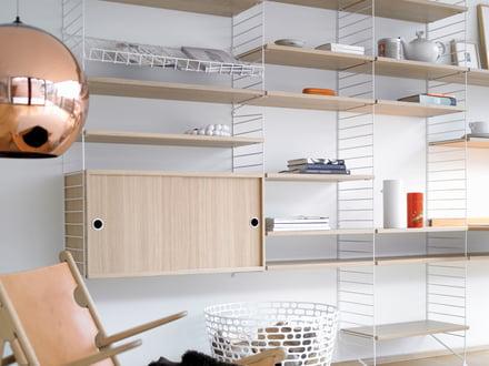 Bücherregal - individelle Aufbewahrungsmöglichkeiten