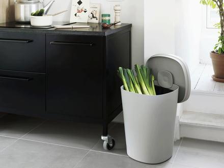 Design-Mülleimer von Muuto