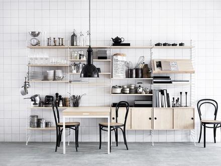 Kleine Küche, viel Platz | connox.ch