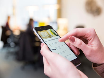 Connox Shopping-App - einfach mobil einkaufen