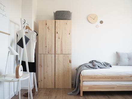 g stezimmer nat rlich einrichten. Black Bedroom Furniture Sets. Home Design Ideas