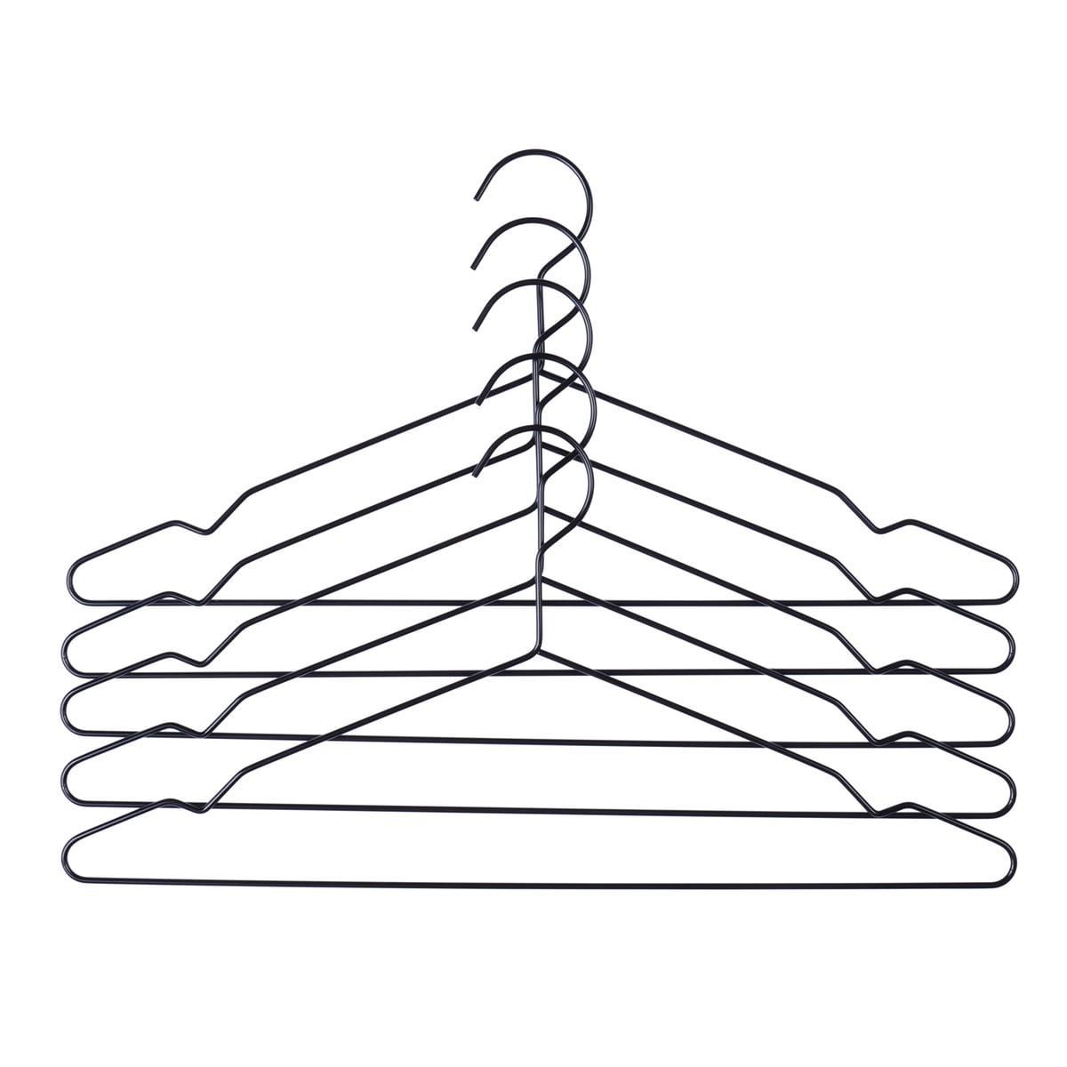 Hang Kleiderbügel Set von Hay | connox.ch