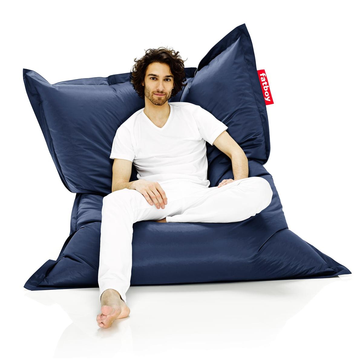 fatboy sitzsack original online kaufen. Black Bedroom Furniture Sets. Home Design Ideas