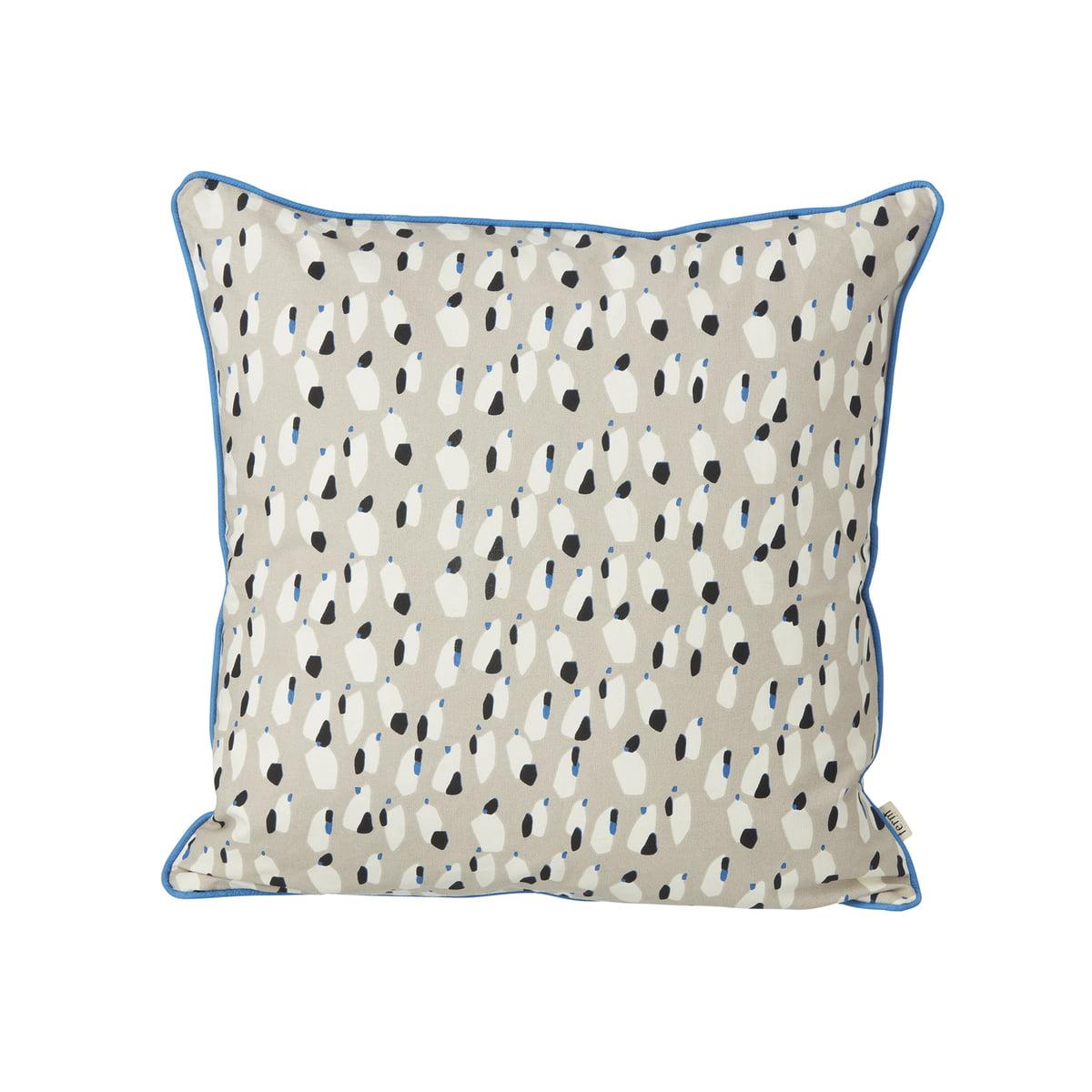 spotted kissen von ferm living bei. Black Bedroom Furniture Sets. Home Design Ideas