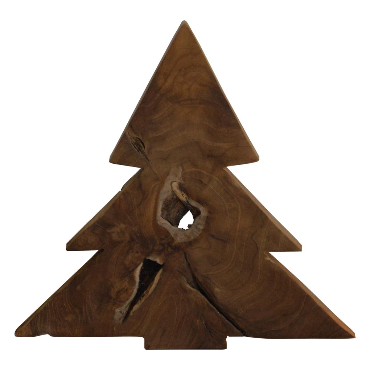 Holz Tannenbaum Groß.Jan Kurtz Weihnachtsbaum L Teak