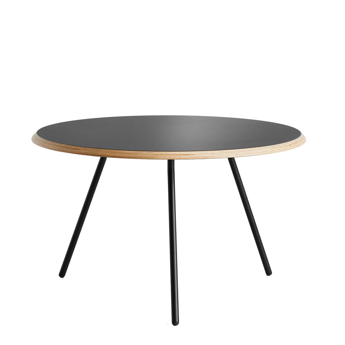 Soround Side Table High Fenix Von Woud