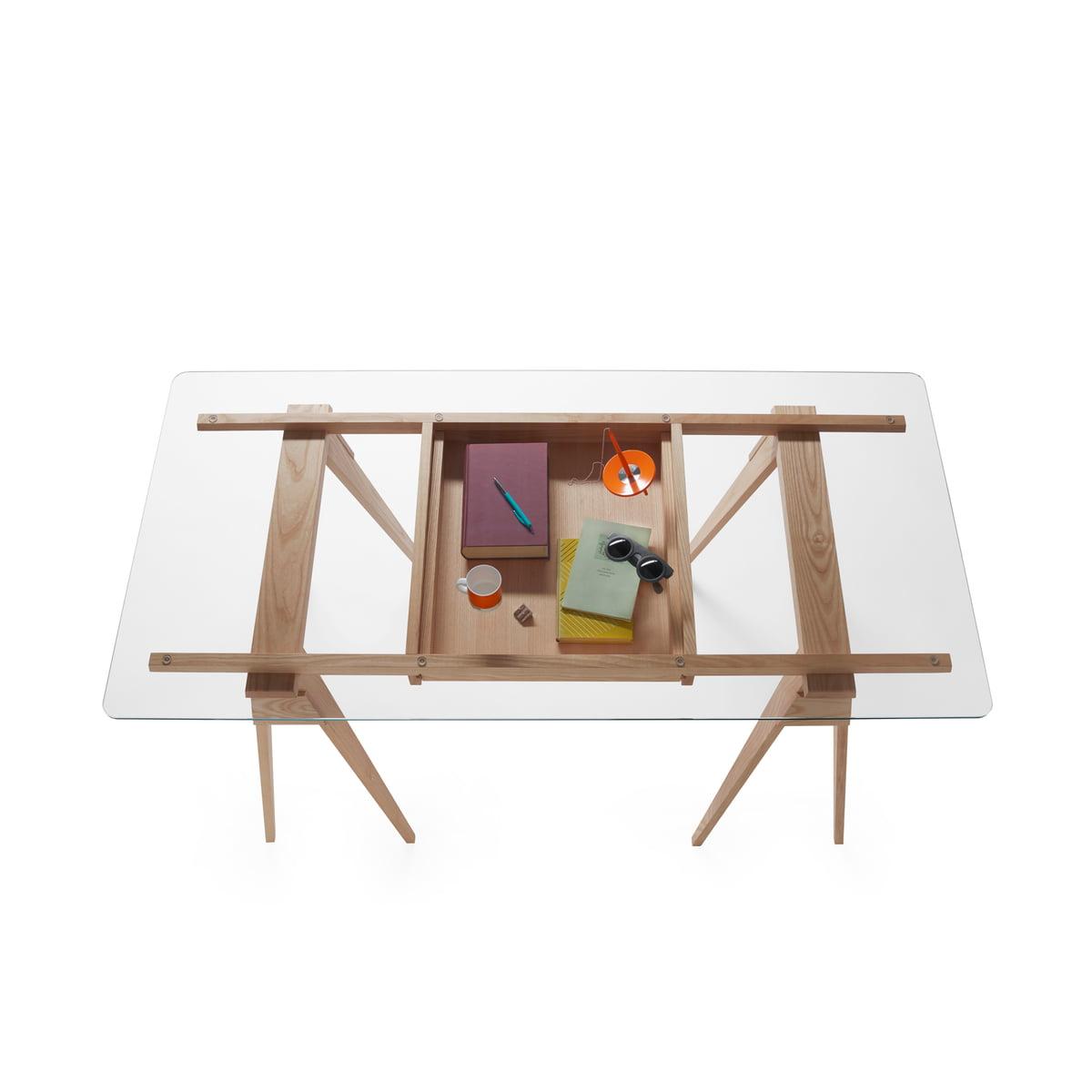 arco tischb cke von design house stockholm. Black Bedroom Furniture Sets. Home Design Ideas