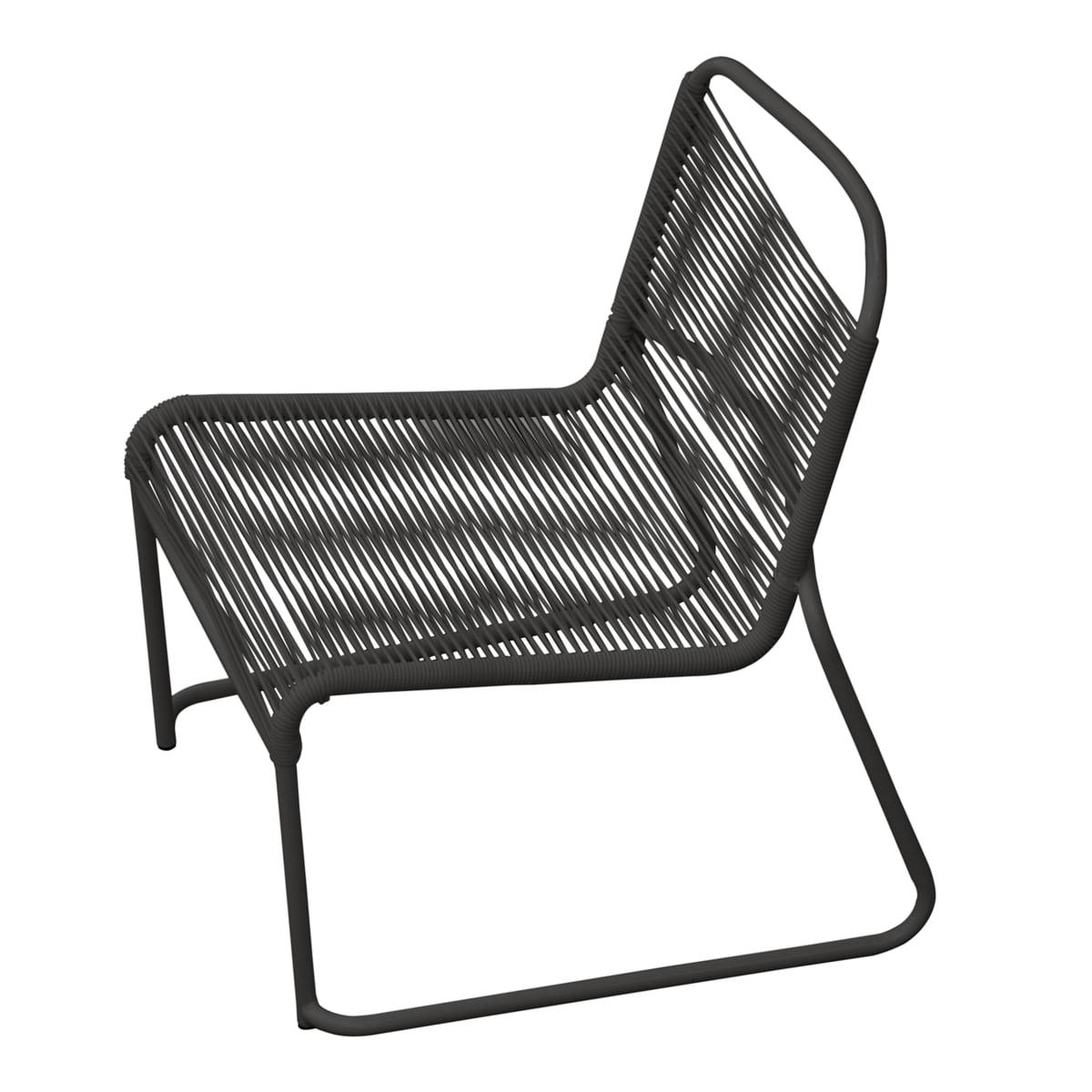 Lido Spaghetti Lounge Sessel von Fiam