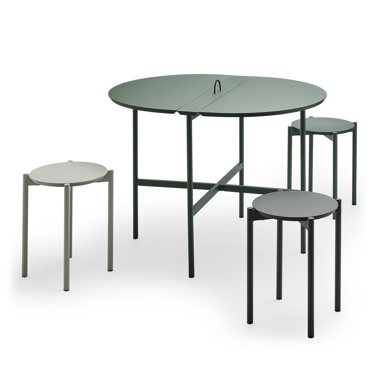 picnic tisch von skagerak. Black Bedroom Furniture Sets. Home Design Ideas