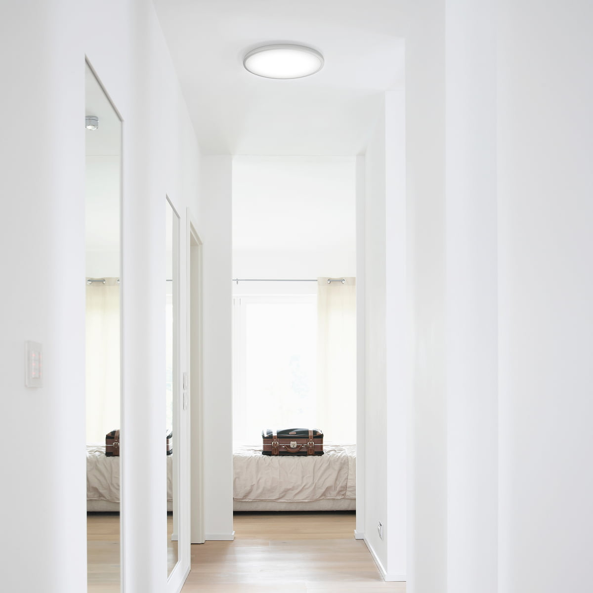 Die Osram   Silara LED Deckenleuchte