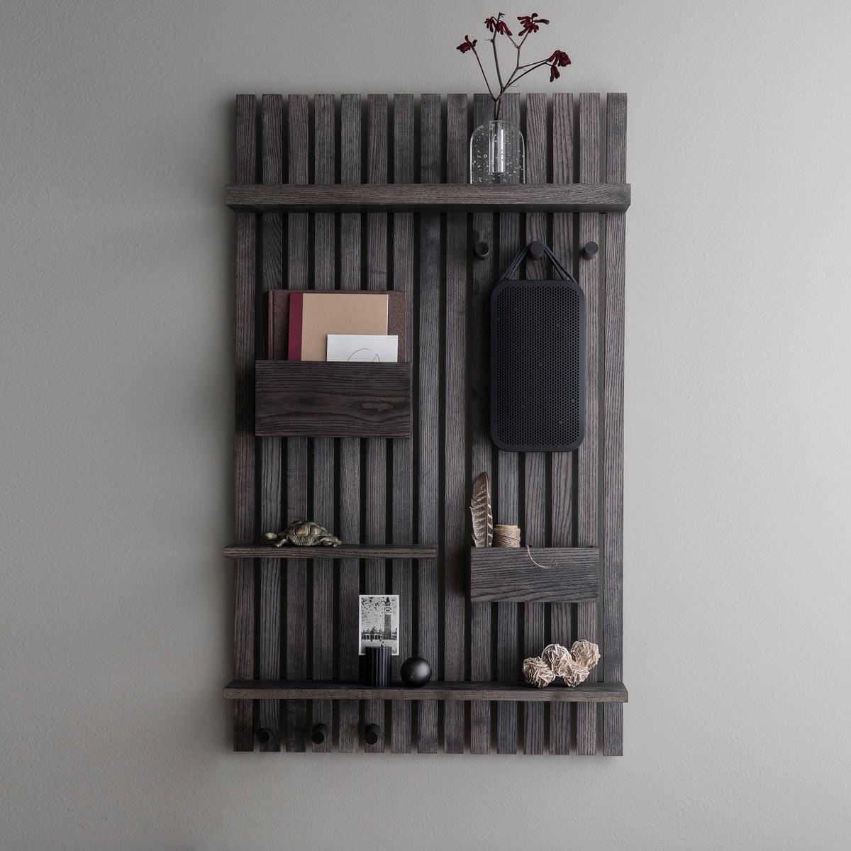 Holz Wandorganizer Ferm Living Connox Ch