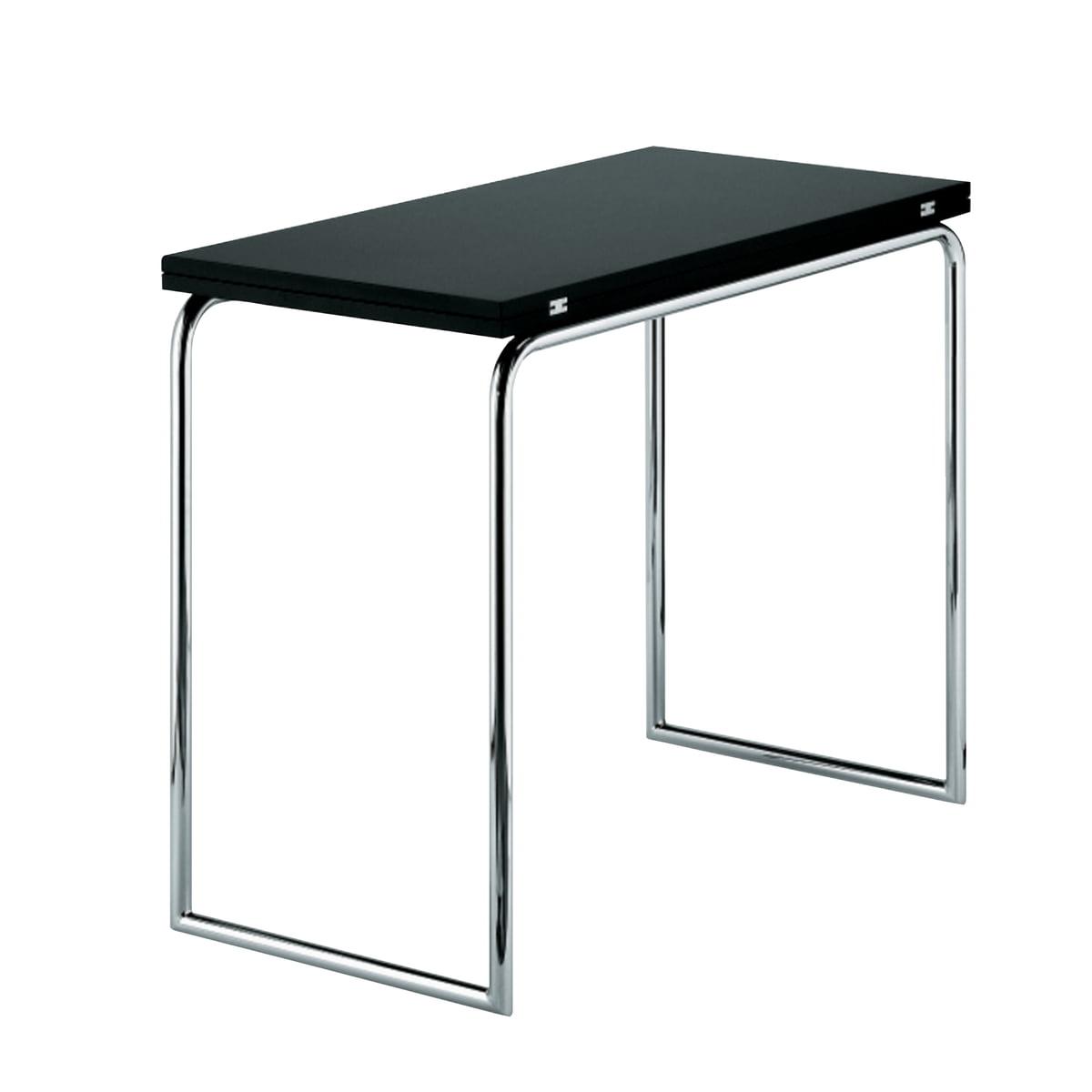 b 109 klapptisch von thonet. Black Bedroom Furniture Sets. Home Design Ideas