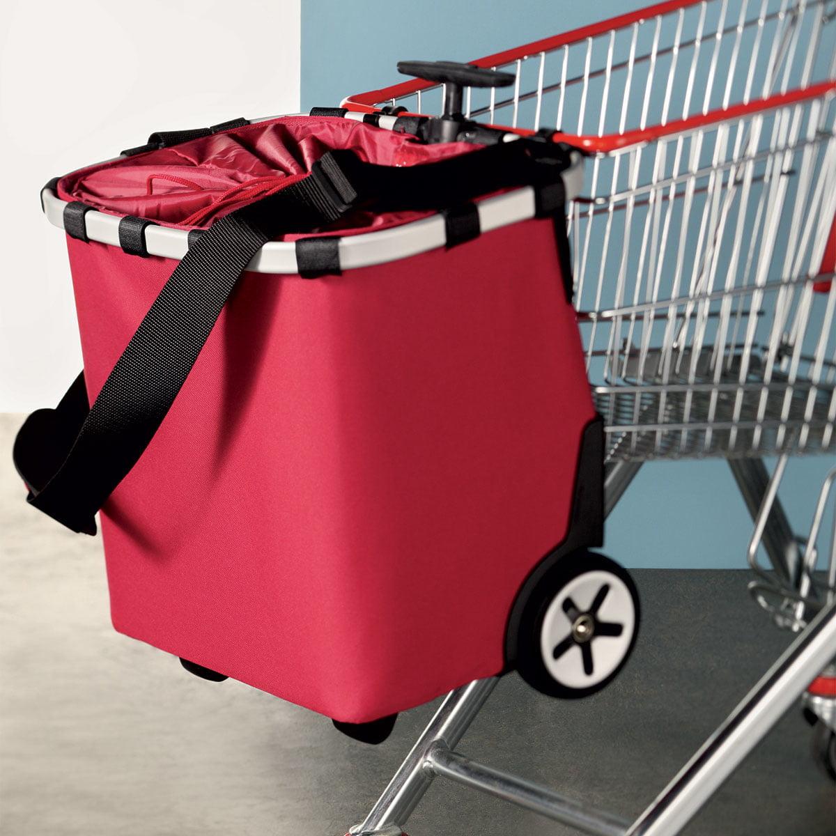 Einkaufsroller Reisen Reisenthel Carrycruiser Millefleurs Cruiser 40 L Trolley Shopper Einkaufskorb