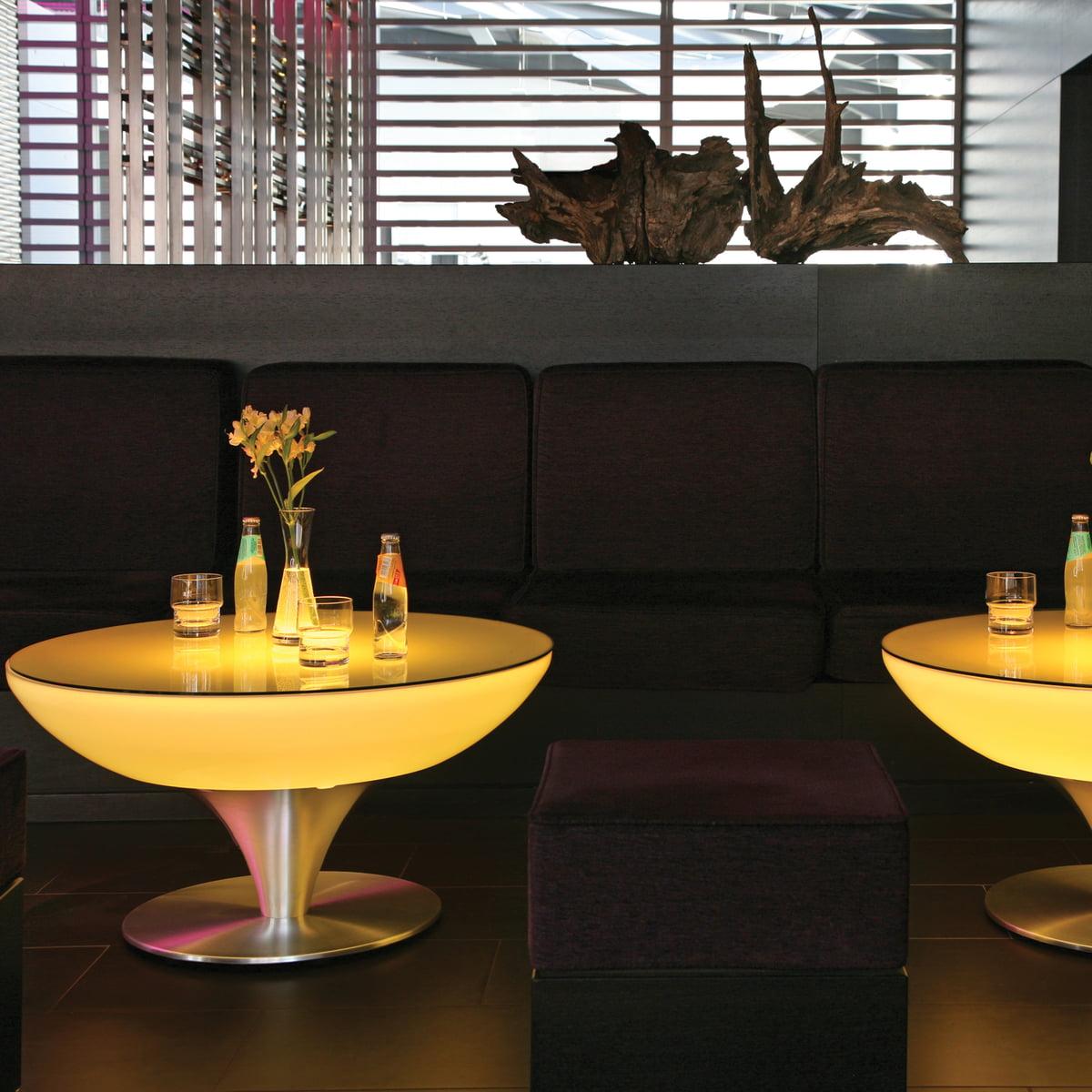 lounge tisch 45 led moree. Black Bedroom Furniture Sets. Home Design Ideas