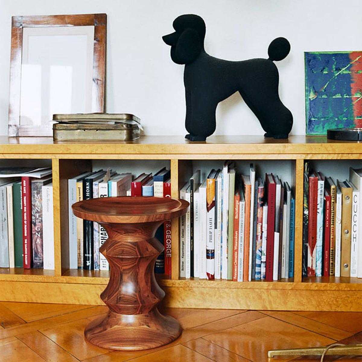 eames hocker vitra. Black Bedroom Furniture Sets. Home Design Ideas