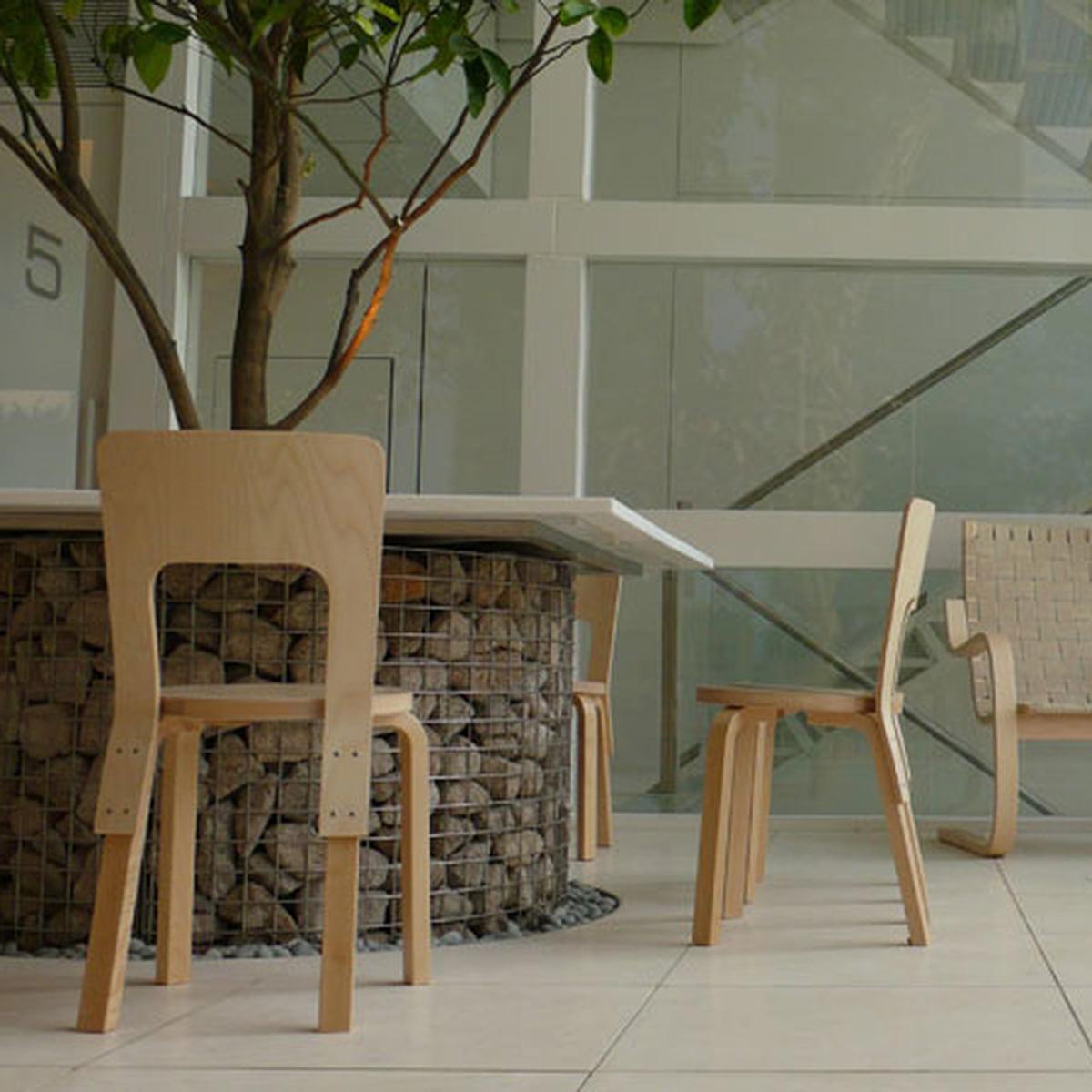 Stuhl 66 von Artek bei connox.ch kaufen