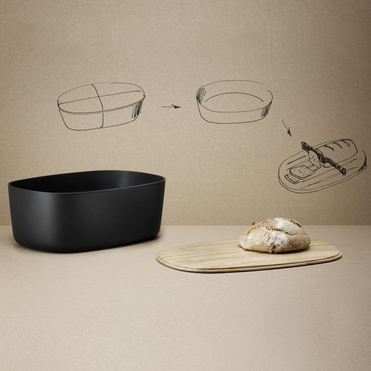 box it brotkasten von rig tig by stelton. Black Bedroom Furniture Sets. Home Design Ideas