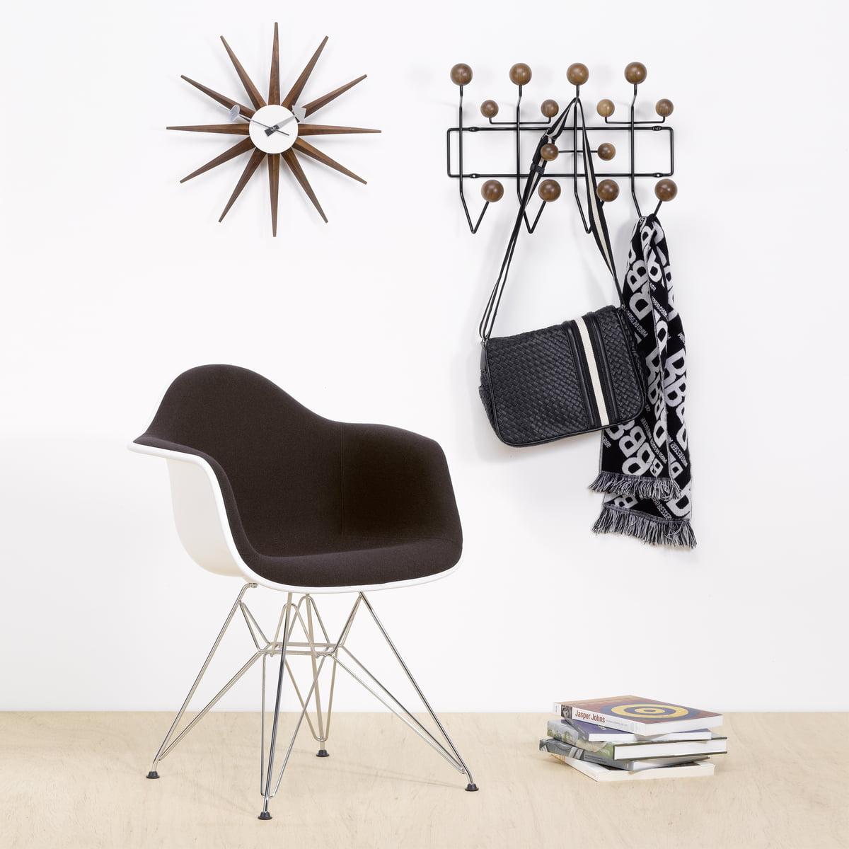 sunburst clock von vitra bei. Black Bedroom Furniture Sets. Home Design Ideas