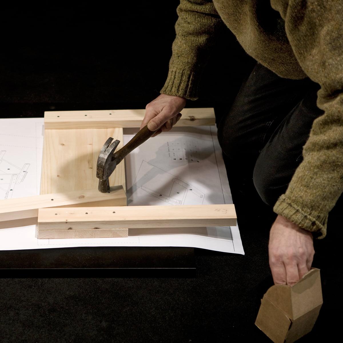 sedia 1 stuhl artek. Black Bedroom Furniture Sets. Home Design Ideas