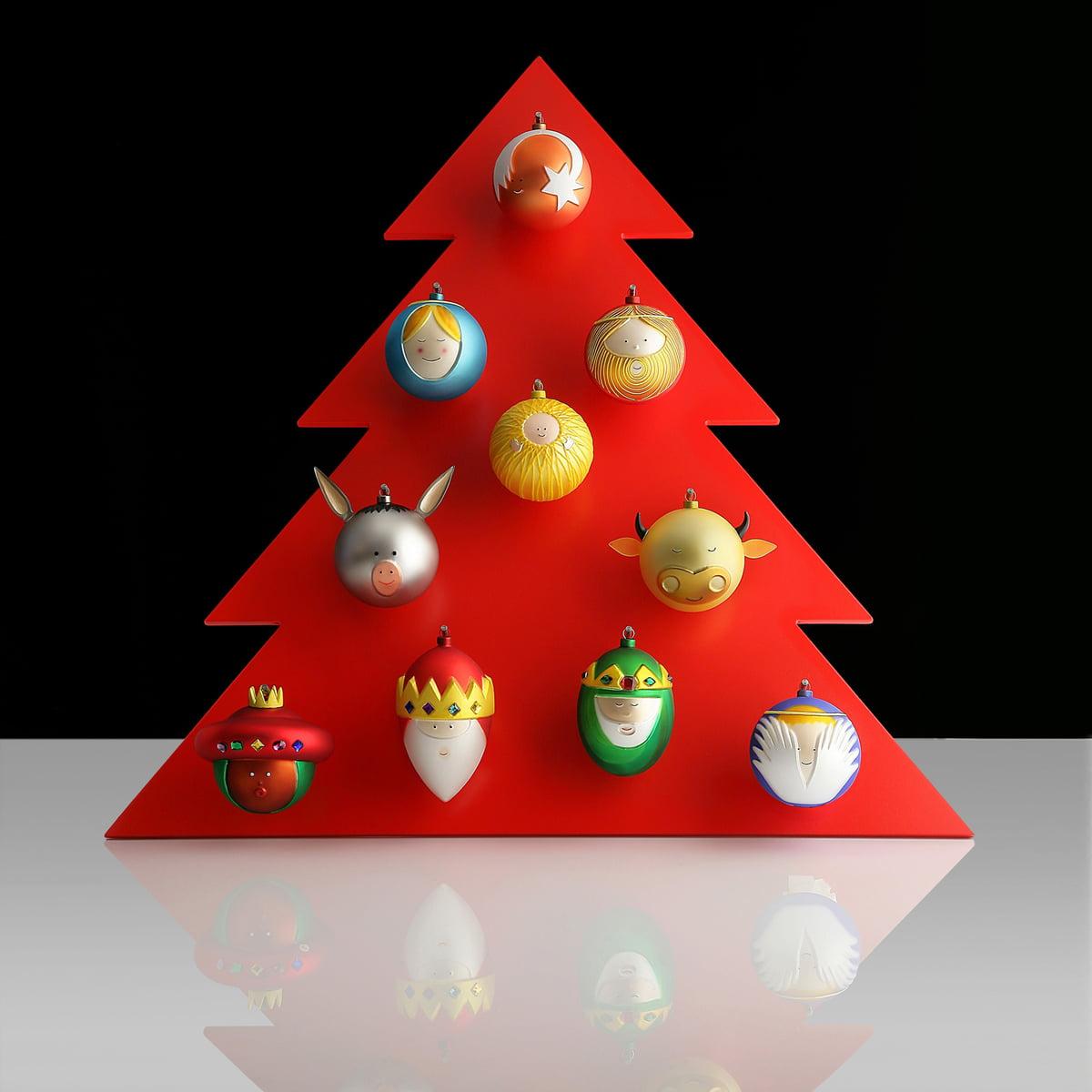 Alessi weihnachtsschmuck bei kaufen for Connox com