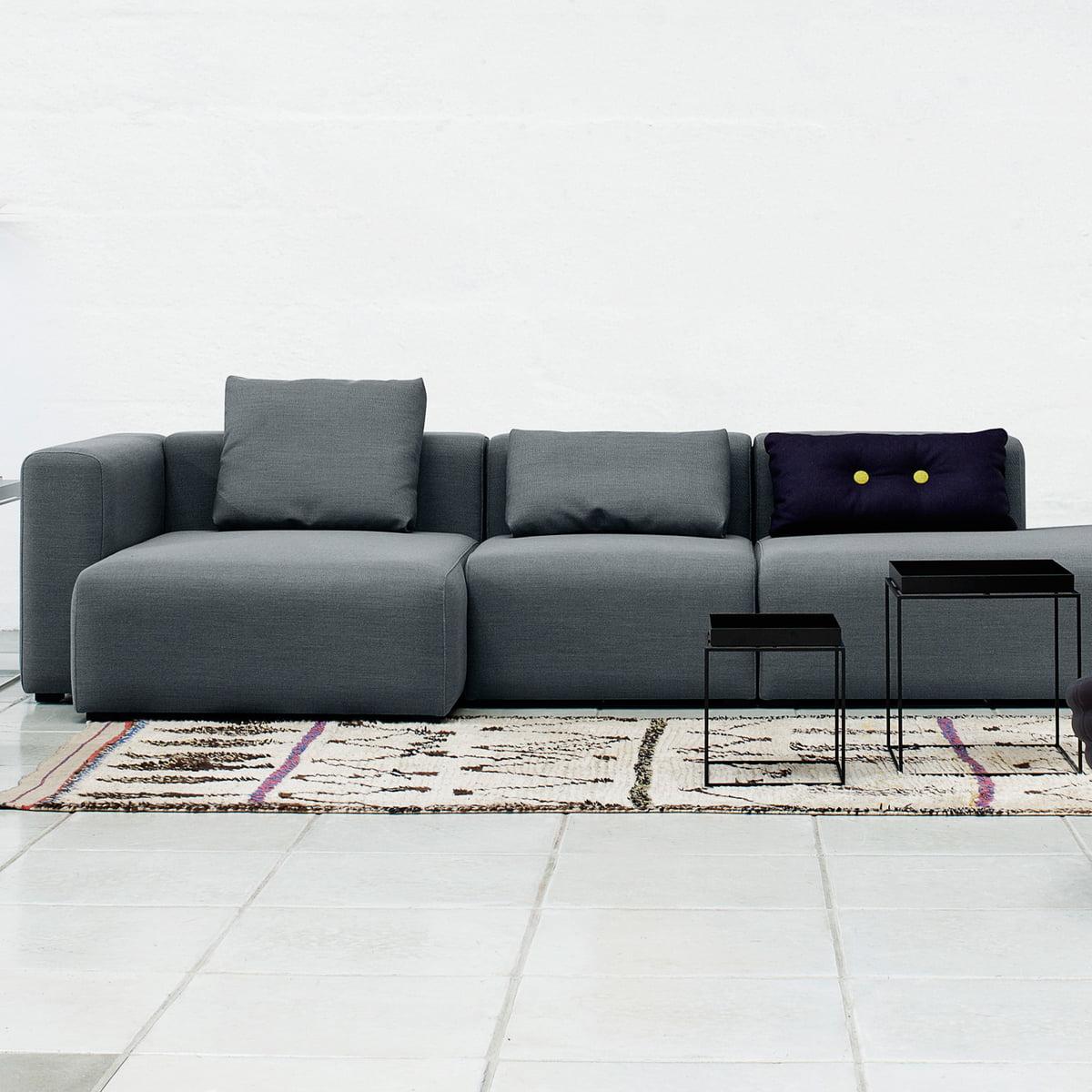 mags sofa 2 5 sitzer hay. Black Bedroom Furniture Sets. Home Design Ideas