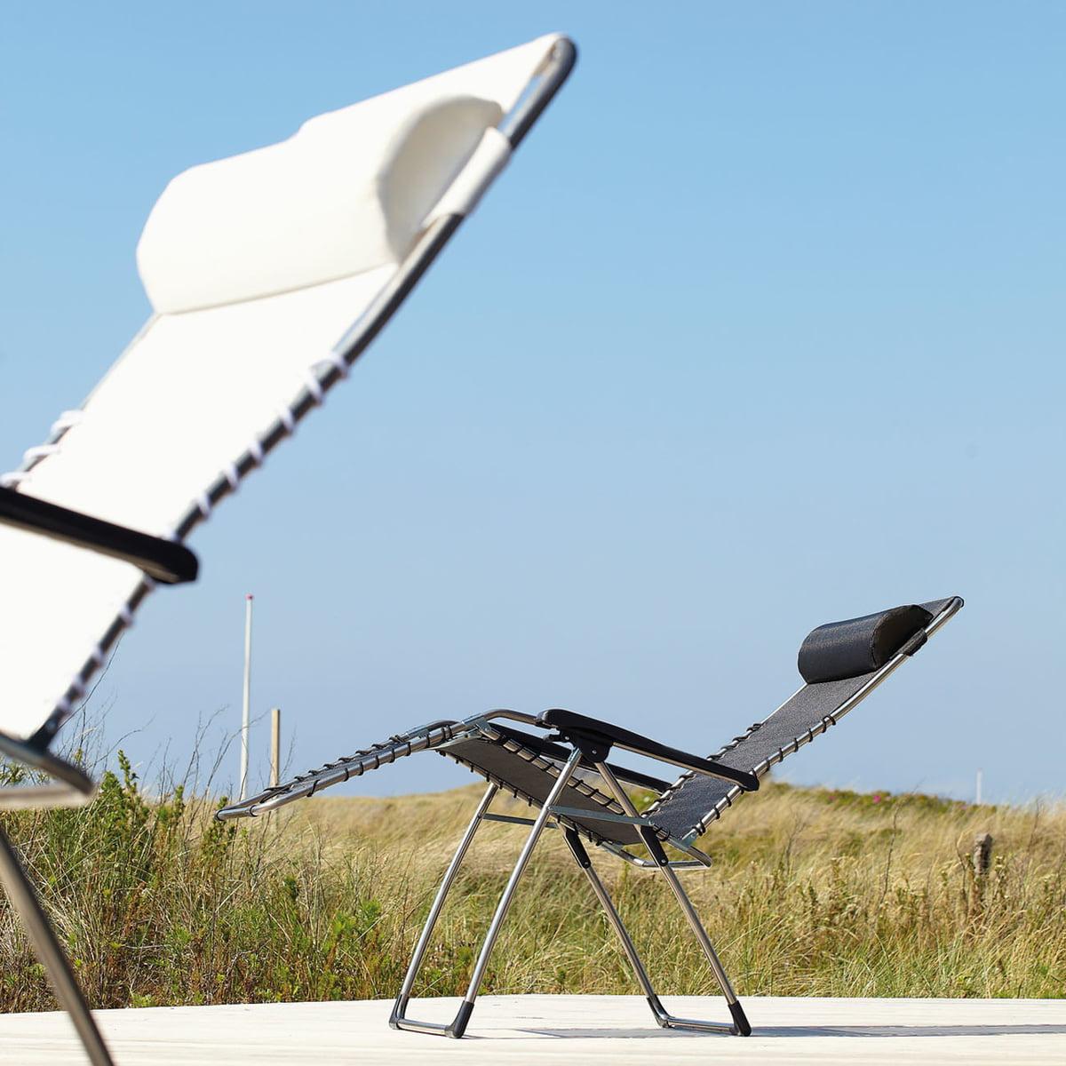 movida aluminium relaxliege von fiam. Black Bedroom Furniture Sets. Home Design Ideas