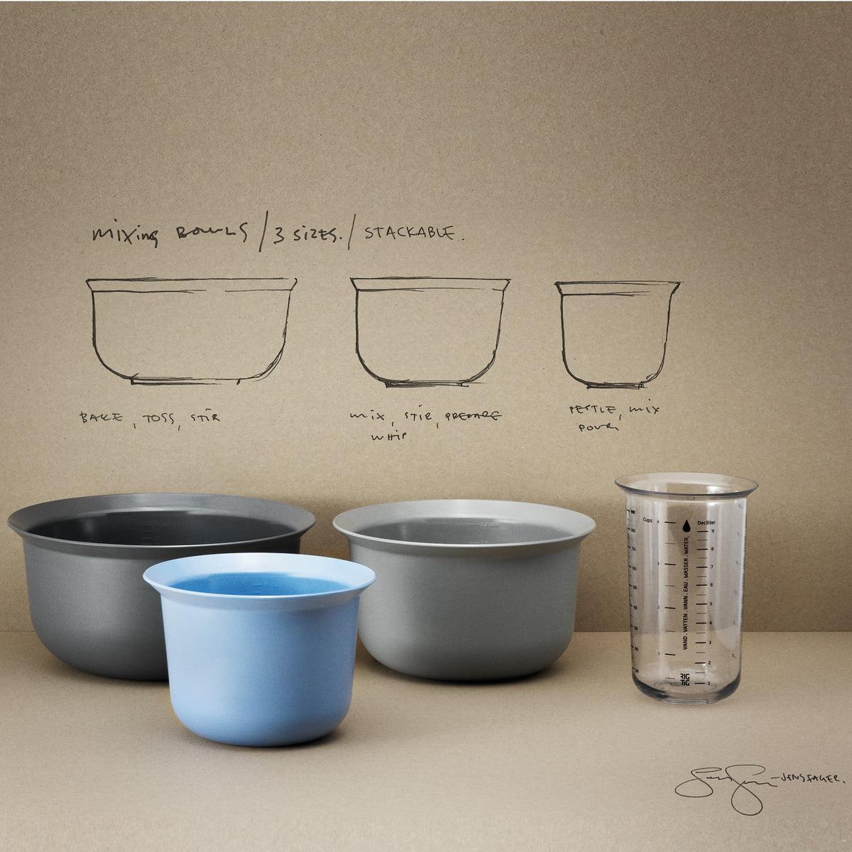 messbecher 1l von rig tig by stelton. Black Bedroom Furniture Sets. Home Design Ideas