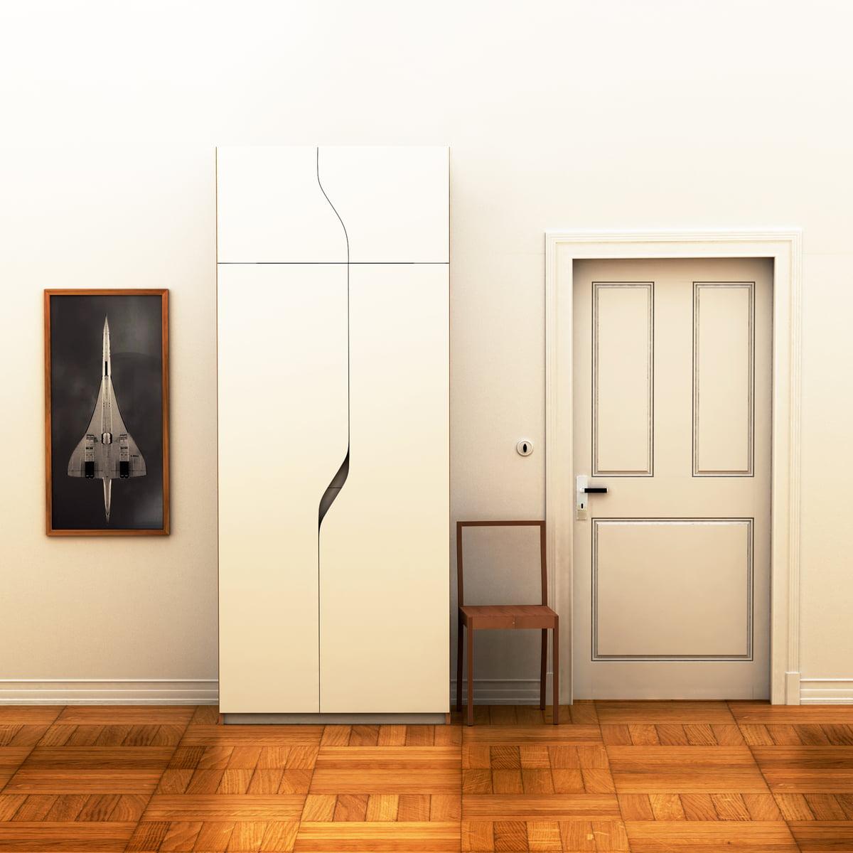 plane schrank von m ller m belwerkst tten. Black Bedroom Furniture Sets. Home Design Ideas