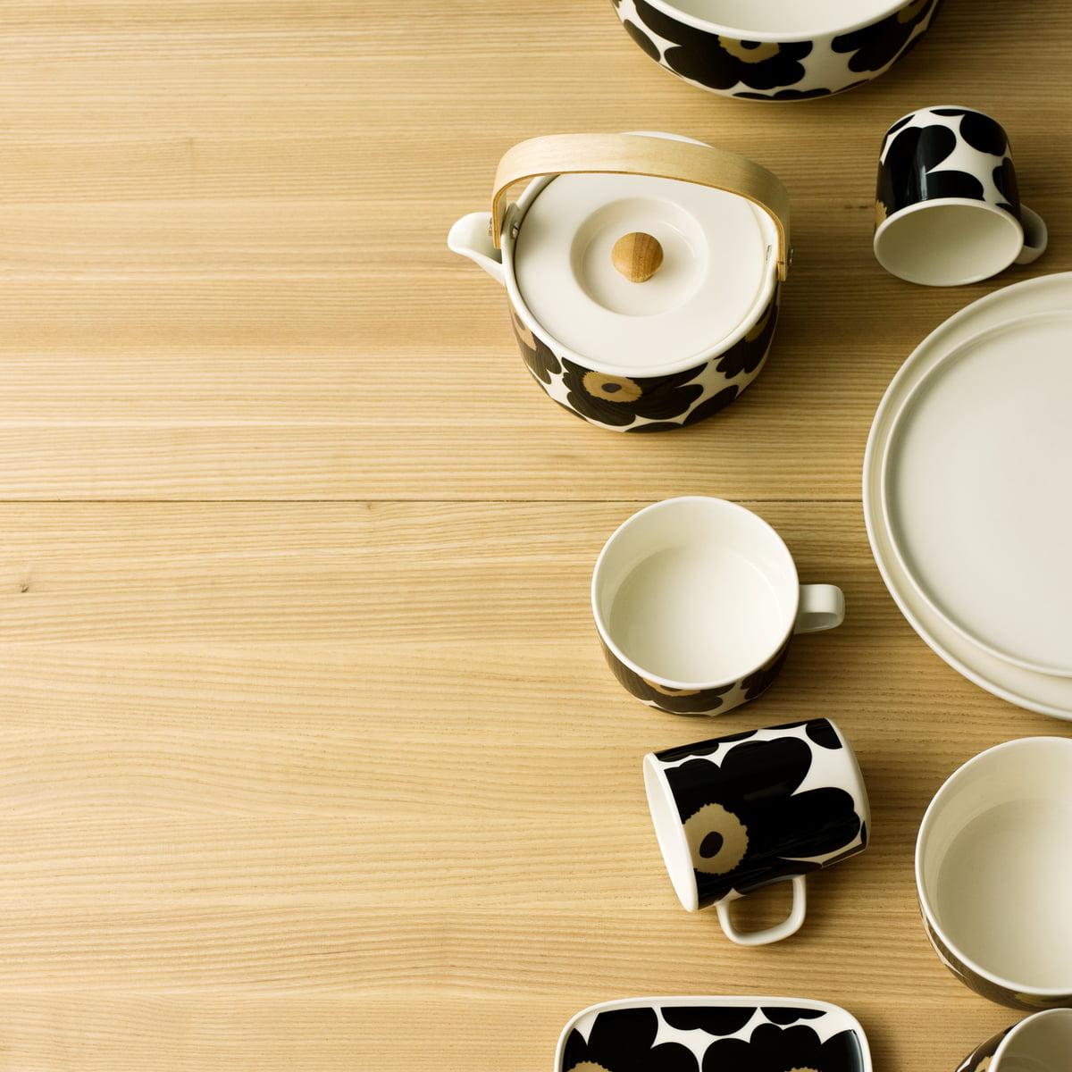 oiva unikko becher mit henkel von marimekko. Black Bedroom Furniture Sets. Home Design Ideas