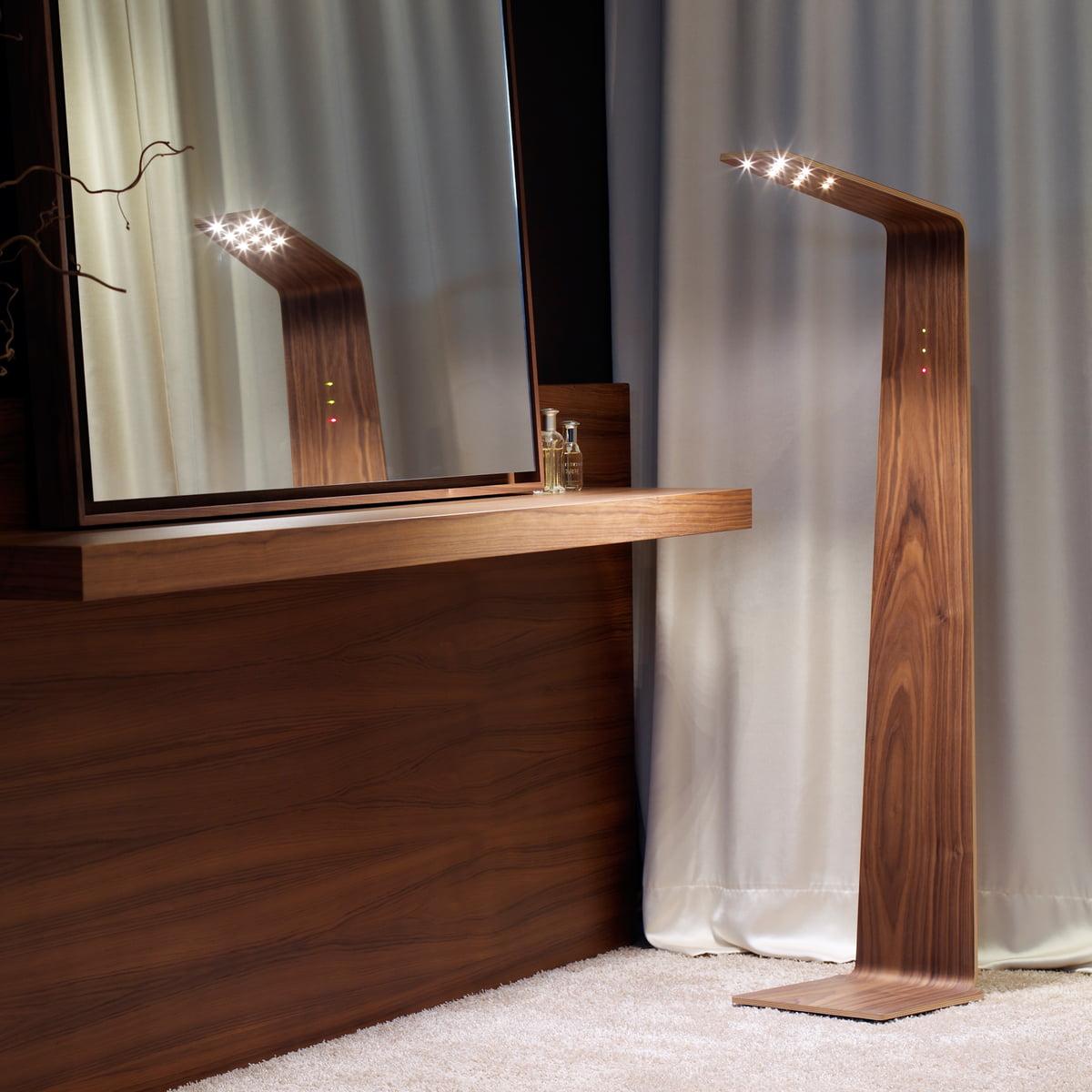 Liebenswert Holz Stehleuchte Referenz Von Led 2 Von Tunto Optimal Für Tische