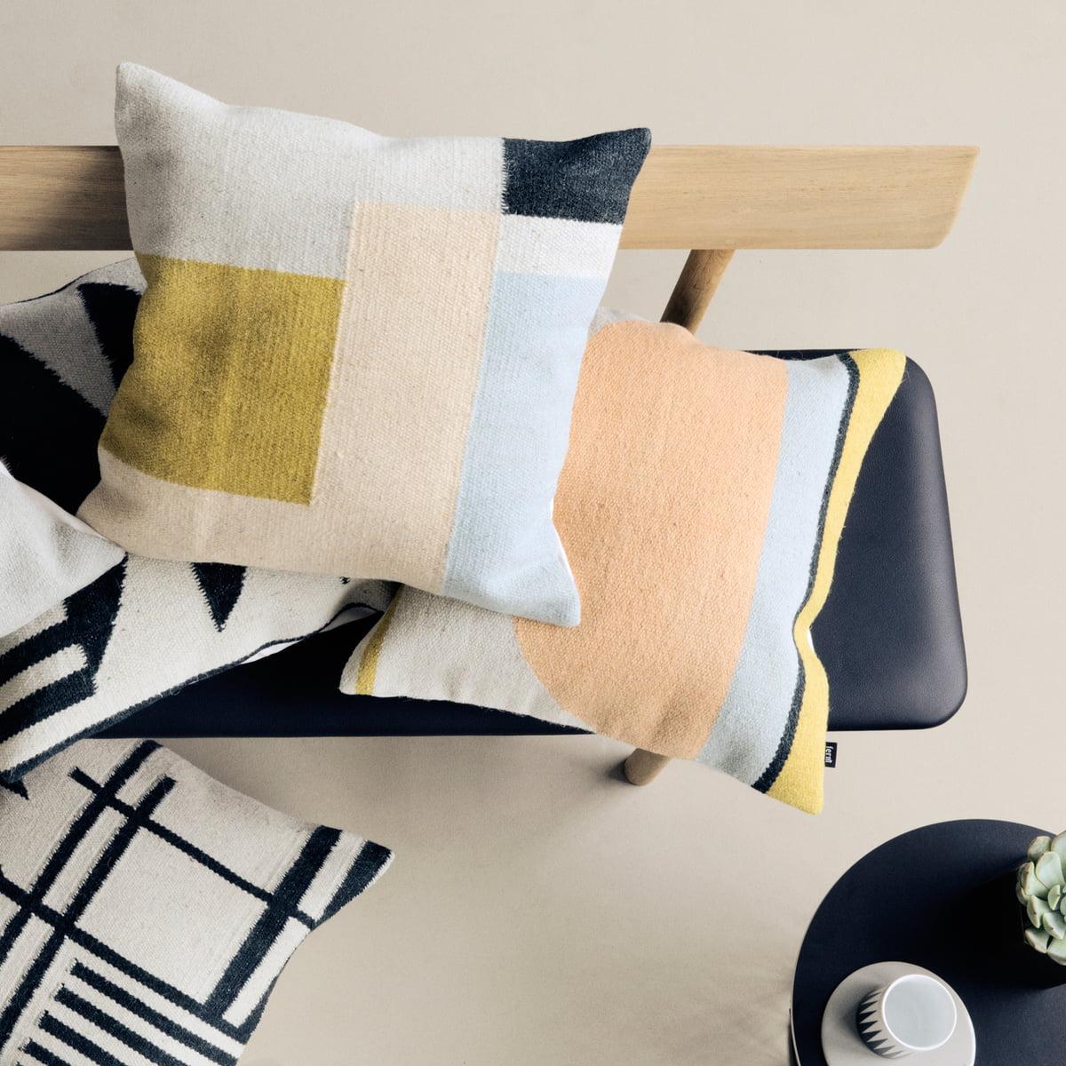 Moderne Kissen kelim cushion ferm living bei connox ch