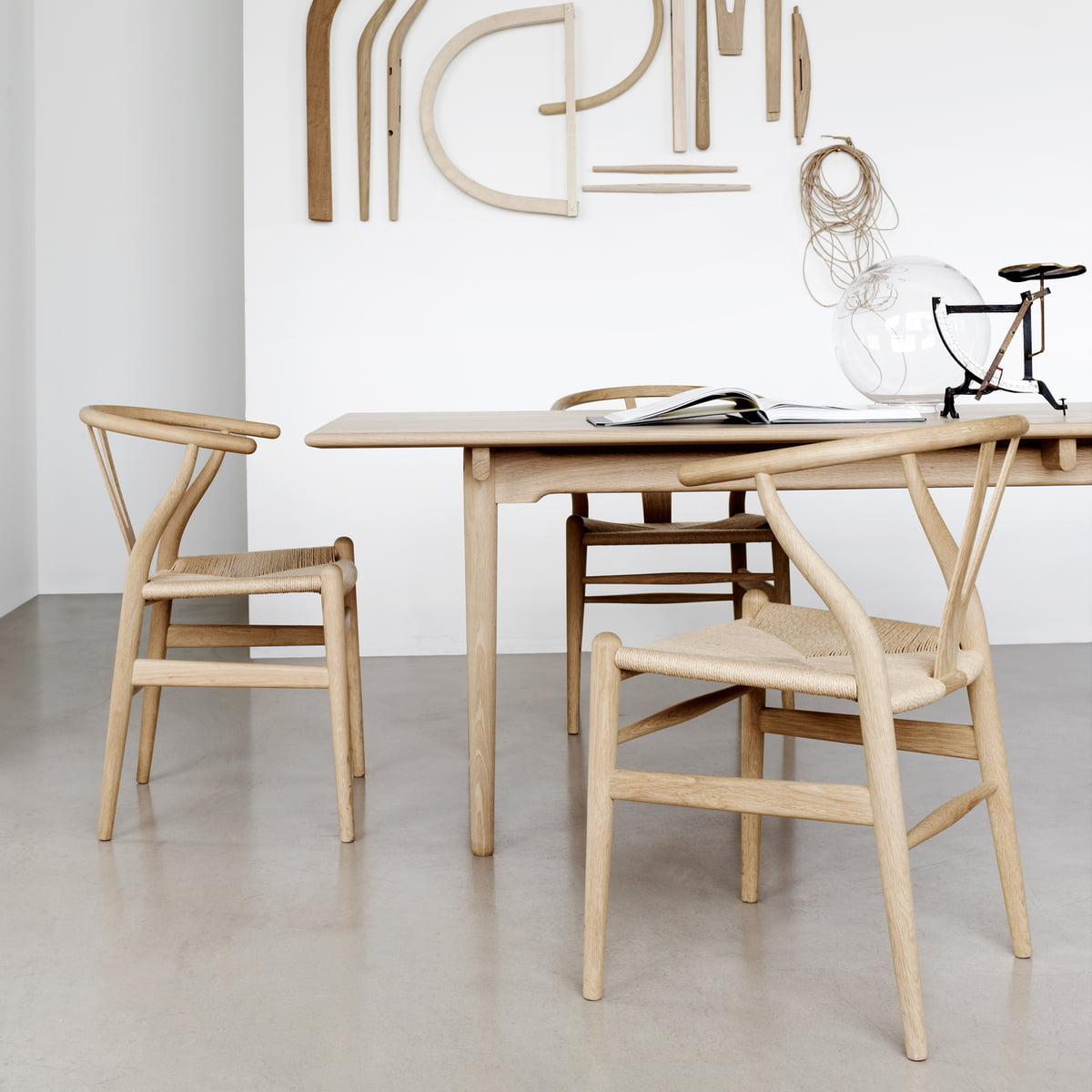 Attraktiv CH24 Wishbone Chair Von Carl Hansen