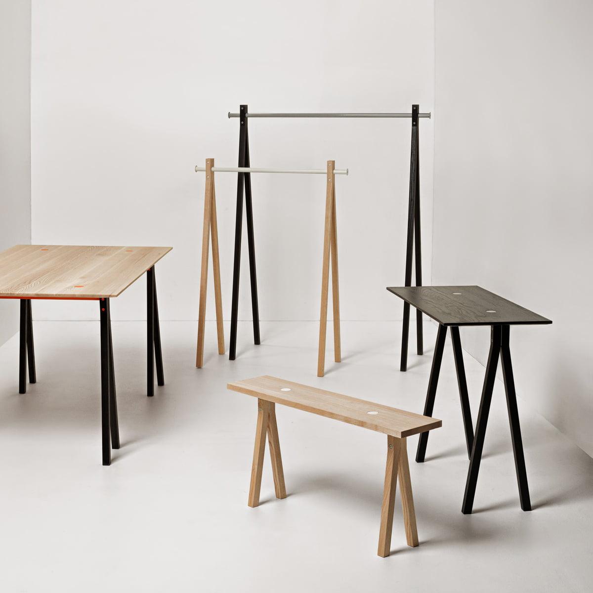 konsolentisch von nomess jetzt bei. Black Bedroom Furniture Sets. Home Design Ideas