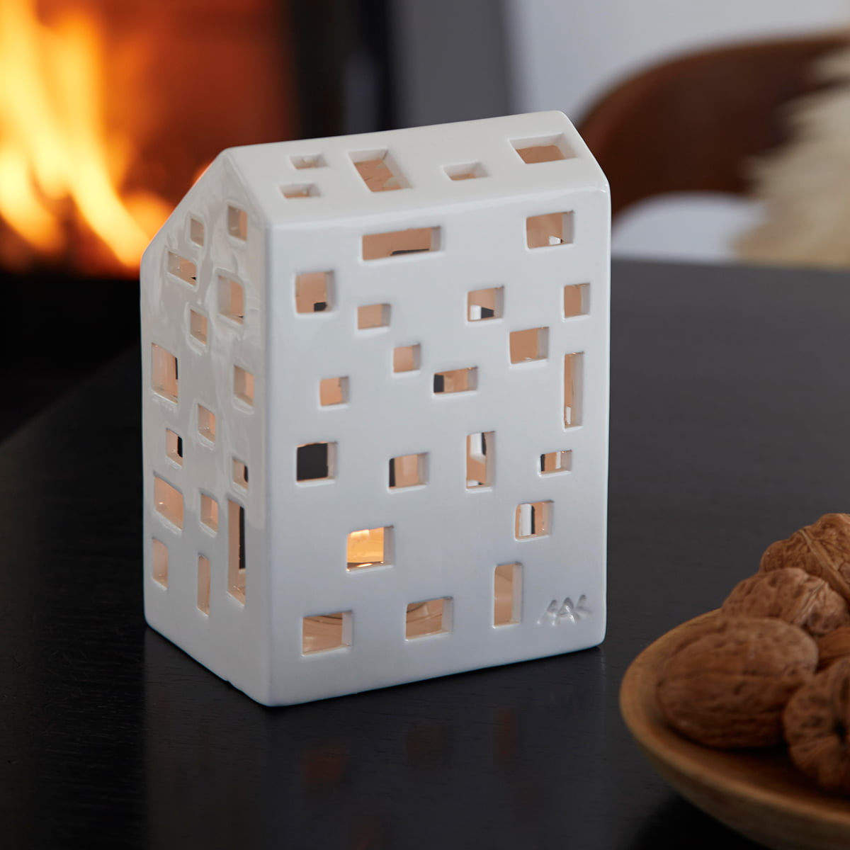 urbania teelichthaus von k hler design. Black Bedroom Furniture Sets. Home Design Ideas