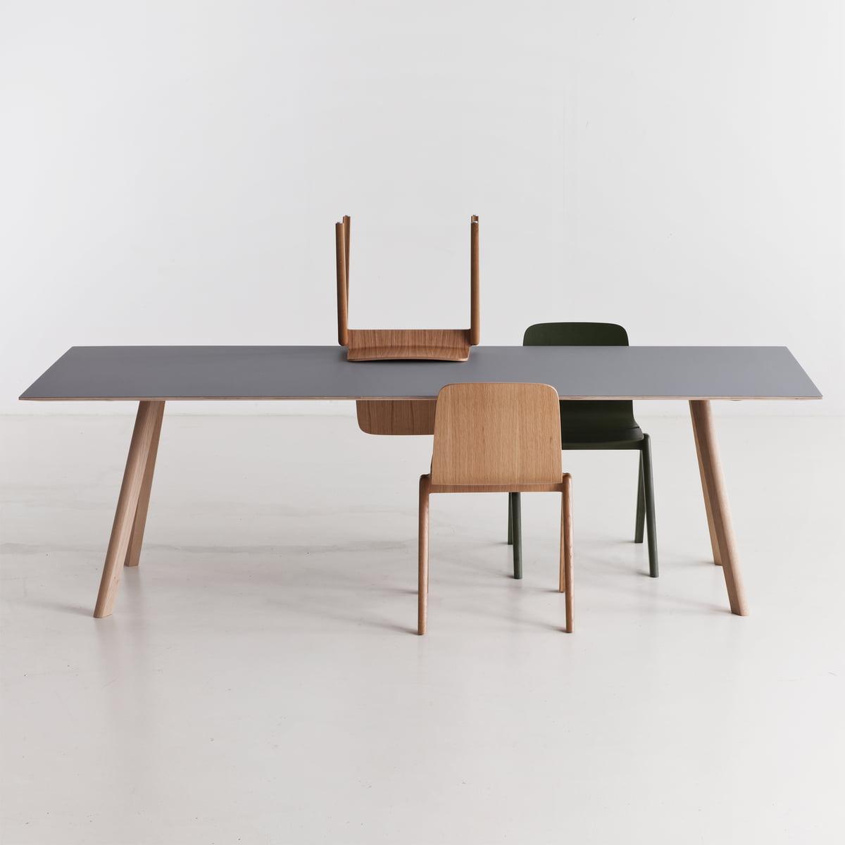 copenhague cph30 esstisch von hay. Black Bedroom Furniture Sets. Home Design Ideas