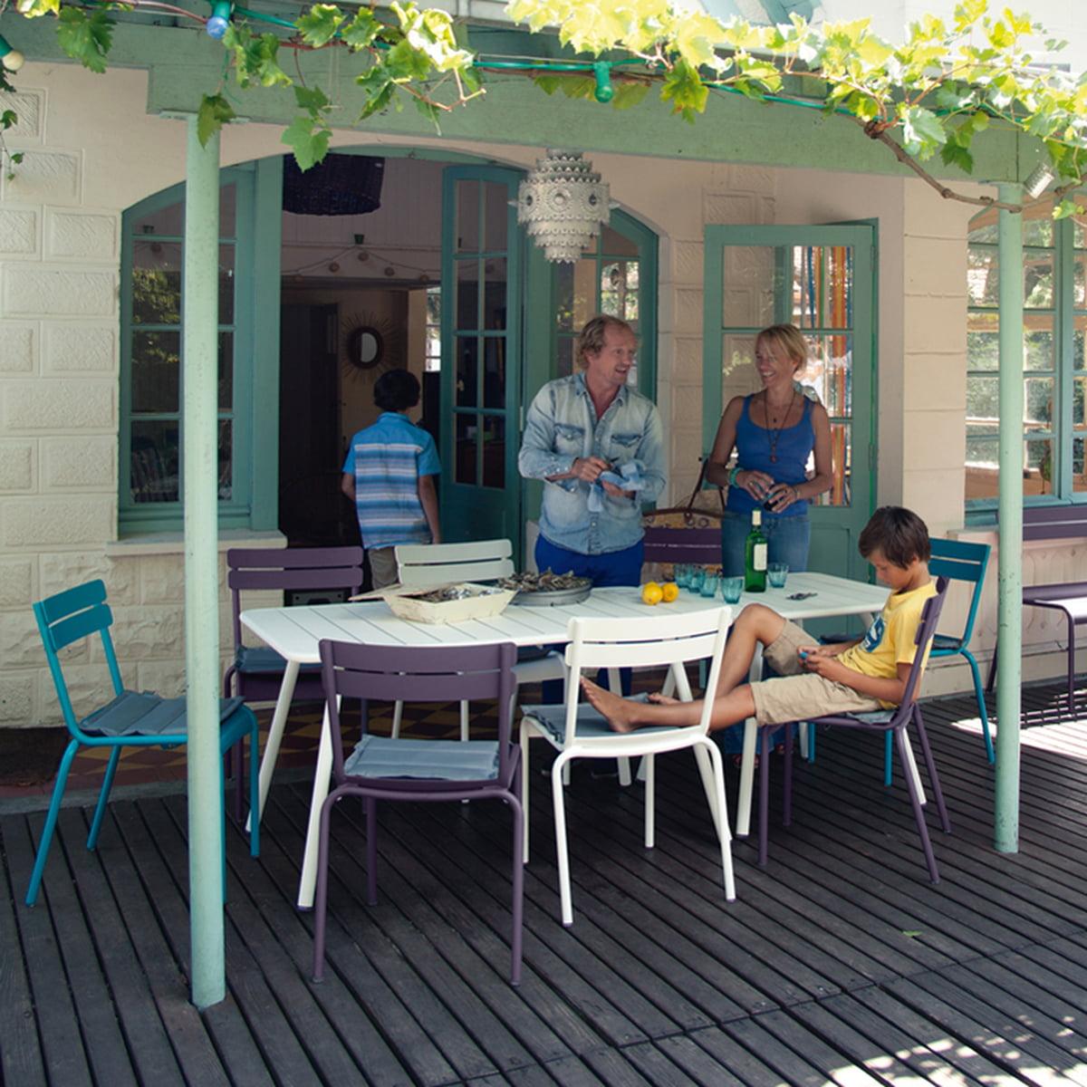 Luxembourg Gartentisch von Fermob