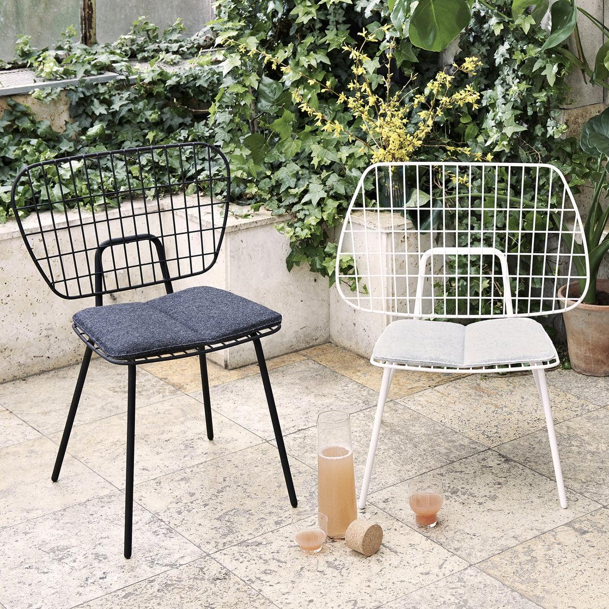WM String Dining Chair von Menu bei connox.ch