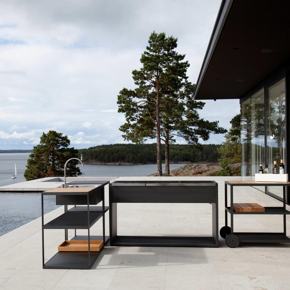 bbq grill von r shults. Black Bedroom Furniture Sets. Home Design Ideas