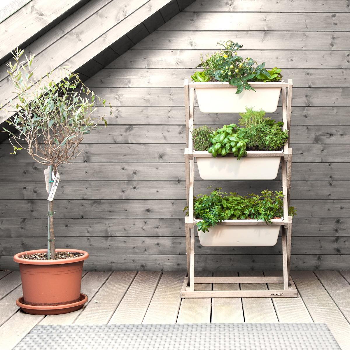 vertical garden von urbanature bei. Black Bedroom Furniture Sets. Home Design Ideas