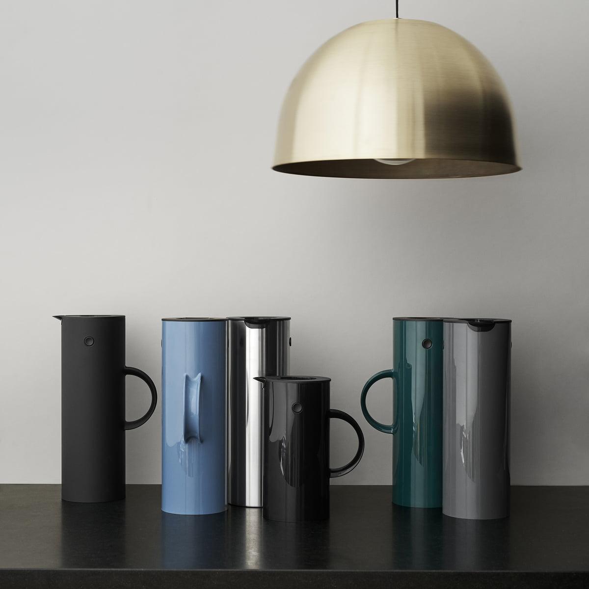 isolierkanne farbig classics em 77 von stelton. Black Bedroom Furniture Sets. Home Design Ideas