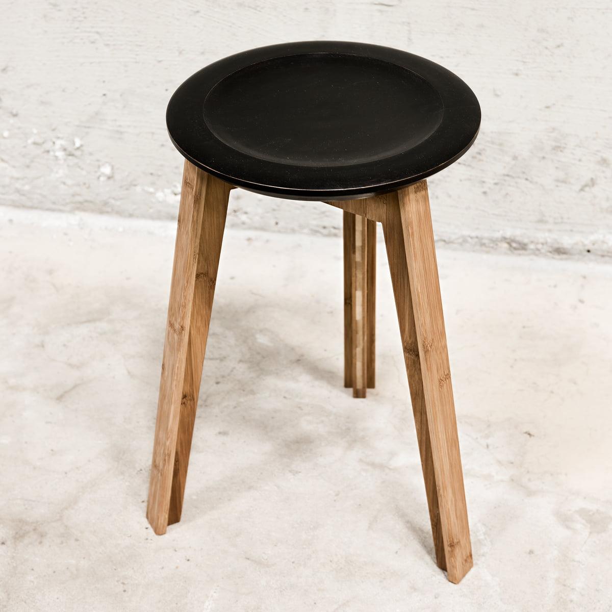 button stool von we do wood kaufen. Black Bedroom Furniture Sets. Home Design Ideas