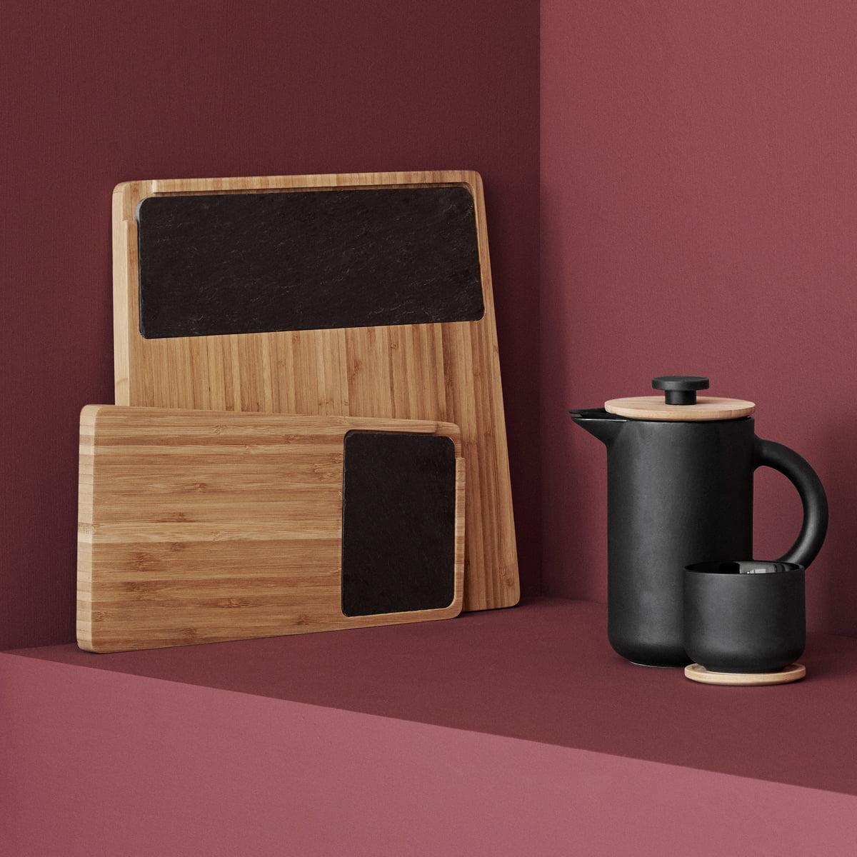 theo kaffeezubereiter von stelton bei. Black Bedroom Furniture Sets. Home Design Ideas