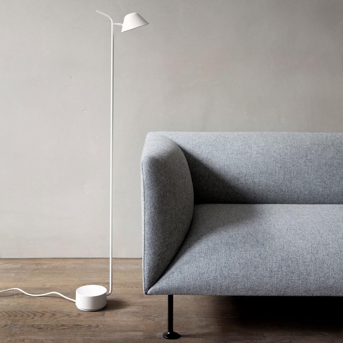 Beeindruckend Stehlampe Esstisch Foto Von Die Dezente Peek Stehleuchte Für Ihr Sofa