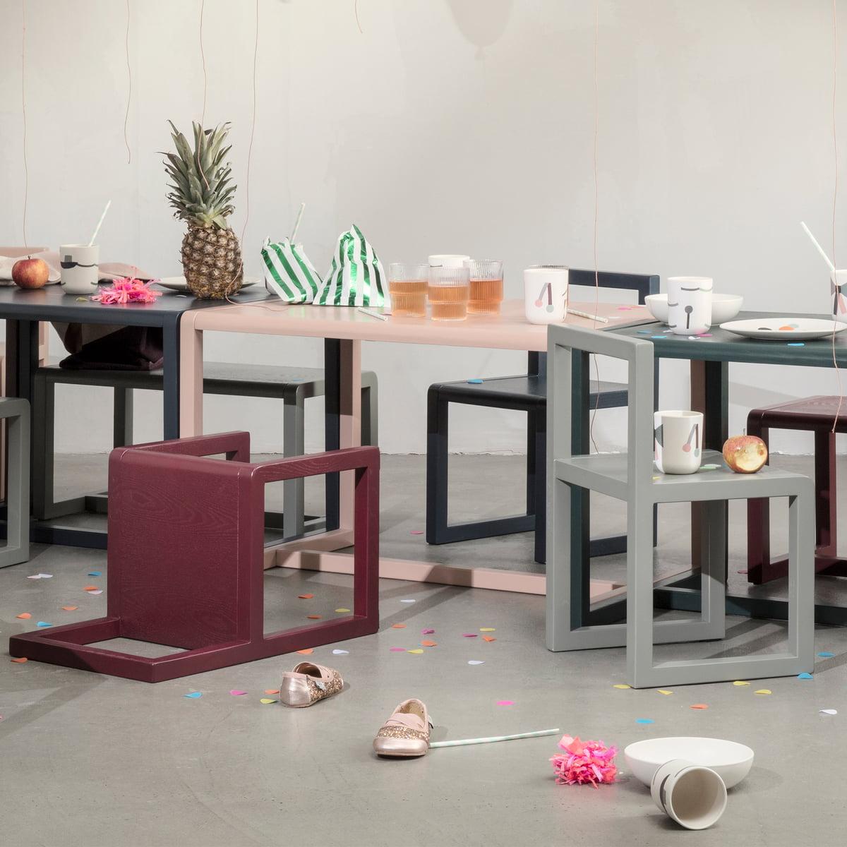 little architect tisch von ferm living kaufen. Black Bedroom Furniture Sets. Home Design Ideas