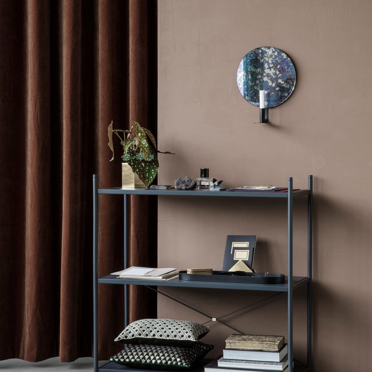 coupled wand kerzenhalter von ferm living. Black Bedroom Furniture Sets. Home Design Ideas