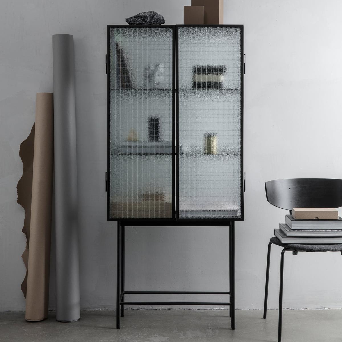 haze vitrine von ferm living. Black Bedroom Furniture Sets. Home Design Ideas