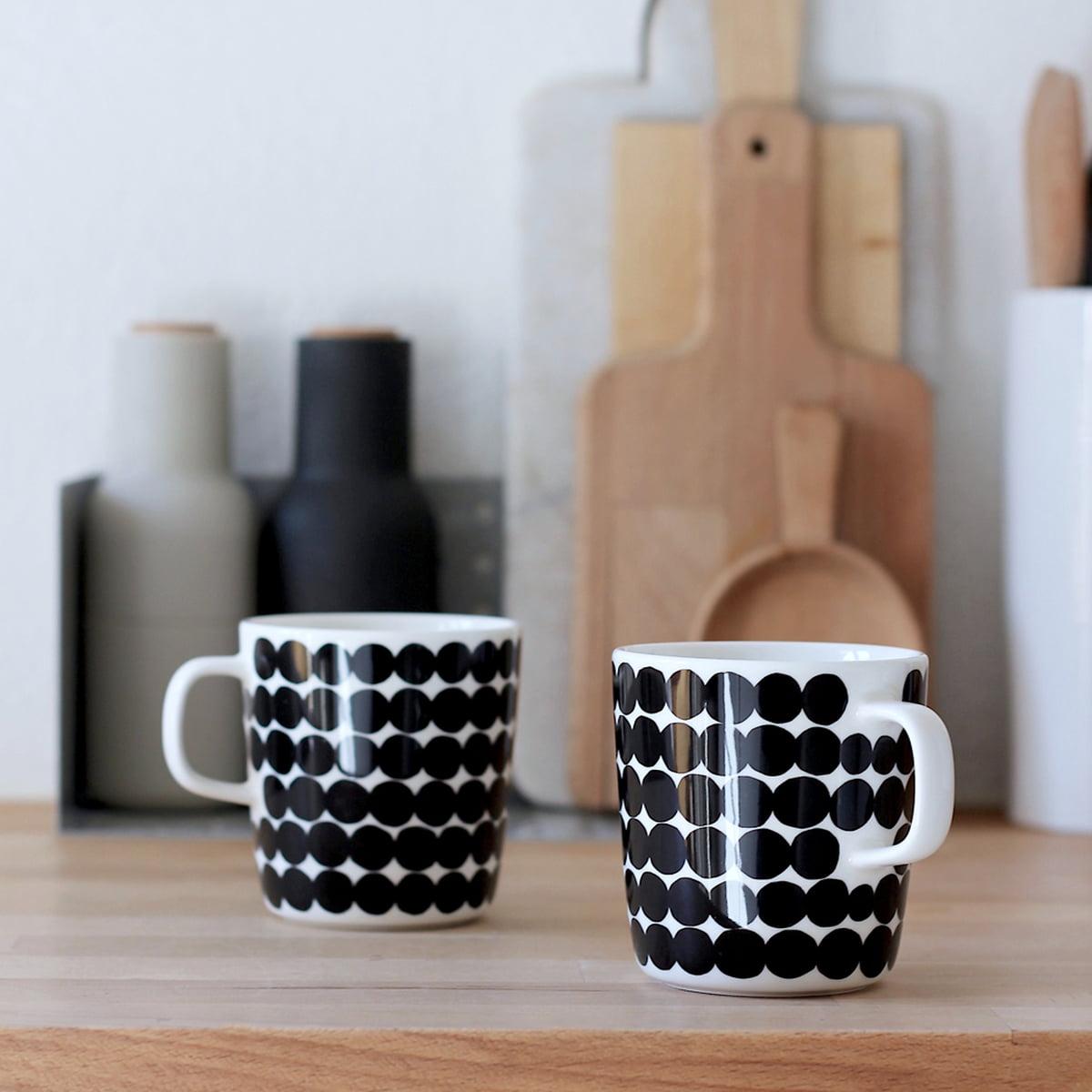 oiva r symatto becher mit henkel von marimekko. Black Bedroom Furniture Sets. Home Design Ideas
